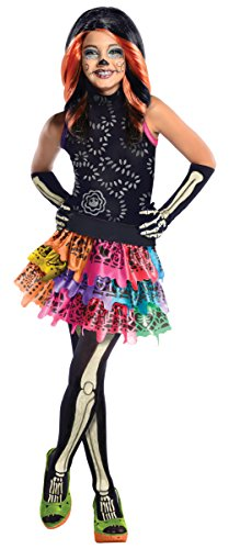 Skelita Calaveras Child Costume -