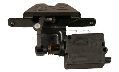 BMW e39 (97-98) Trunk Lock latch catch w / Actuator OEM 5 series deck lid (Deck Lid Latch)