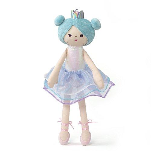 GUND Starflower Princess Ballerina Stuffed Animal Doll Plush, 12