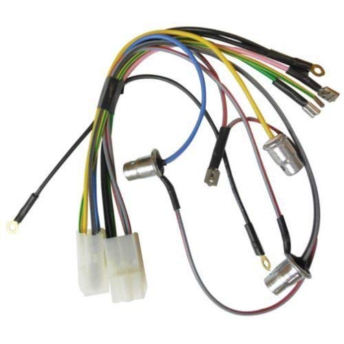 amazon com wiring harness, new, long, tx12601 home improvement Long 460 Wiring Harness instrument cluster wiring harness