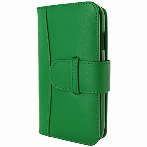 Piel Frama Wallet Case for Apple iPhone 6 Plus - Green by Piel Frama