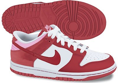 NIKE DUNK LOW (GS) (GIRLS)