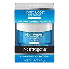 Use Neutrogena Hydro Boost Gel-Cream to instantly quench and provide long-lasting moisture relief for your extra-dry skin. This gel-cream facial moisturizer helps quench extra-dry skin and keeps it looking smooth, supple, and hydrated day aft...