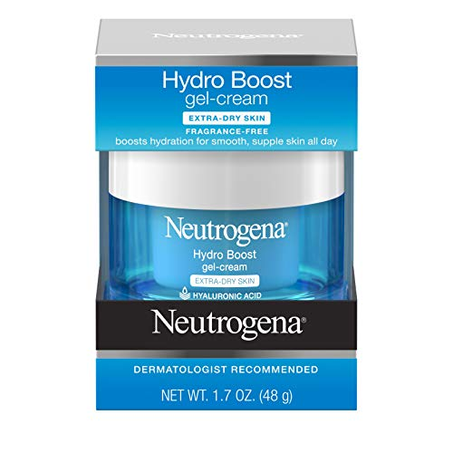 Neutrogena Hydro Boost Hyaluronic Acid Hydrating Face Moisturizer