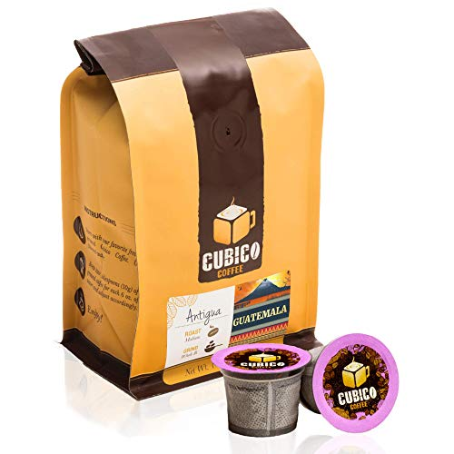 Guatemala Antigua Coffee Capsules Brewers