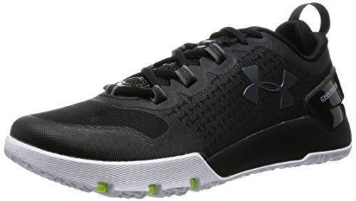 Scarpe Uomo Ultimate Low TR Armour Sportive Charged Under Black UA gqCY6nwCp