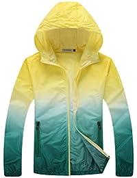 Panegy Super Lightweight Jacket Quick Dry Windproof Skin Coat-Sun Protection for Men & Women