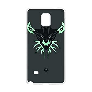 Samsung Galaxy Note 4 Cell Phone Case White Defense Of The Ancients Dota 2 OUTWORLD DEVOURER 002 LWY3525420KSL