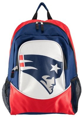 "16"" - NFL Football - New England Patriots Backpack"