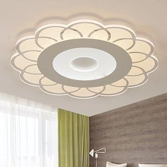 Lzhing Ultra Slim Modern Minimalist LED Ceiling Lamp Living Room Lighting Manufacturers Of Solar Flower Study