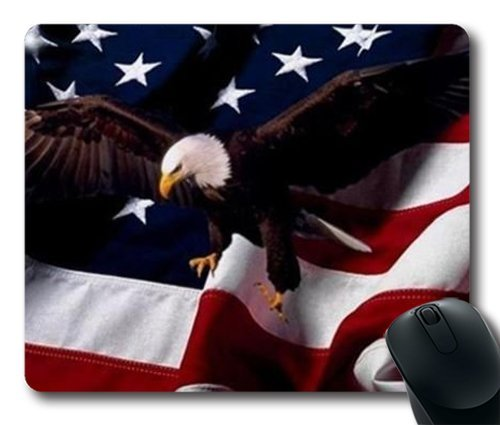 american-flag-and-bald-eagle-ucfo-customized-mouse-pad-rectangle-mouse-pad-gaming-mouse-mat-in-240mm