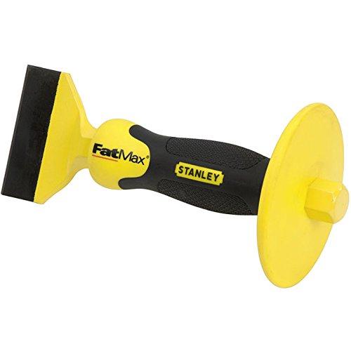 STANLEY 4-18-327 Cincel para ladrillos FatMax con Protector 75 x 215mm