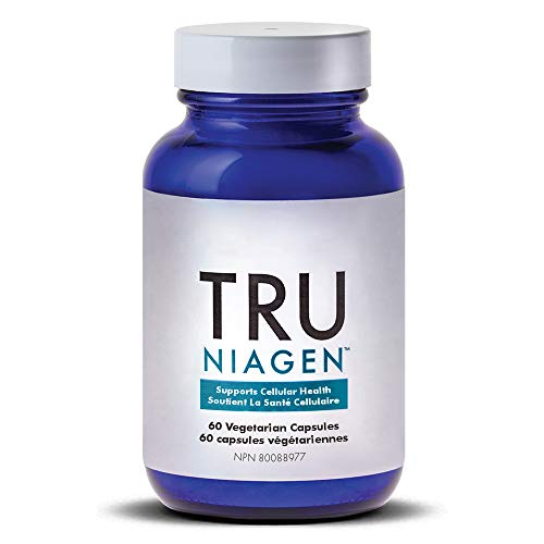 TRU NIAGEN – Nicotinamide Riboside NR | Advanced NAD Supplement | Vitamin B3 | Vegetarian Capsules | Developed by ChromaDex