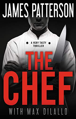 Book cover from The Chef by James Patterson