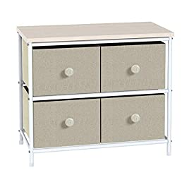 HOME BI Storage Dresser, Entertainment Unit Center...