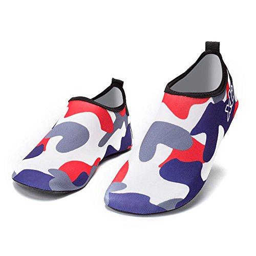 Enfant Femme Imprim Aquatiques et Homme Chaussures Msliy qXxTFq