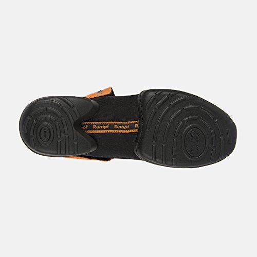 Chaussures Noir Filles De orange Rumpf Danse FUdFx