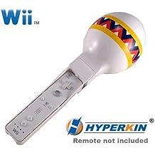 Wii Maraca Controller for Samba de Amigo by Dance Dance Revolution