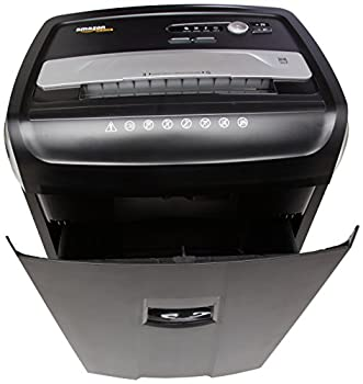 Amazonbasics 24-sheet Cross-cut Paper, Cd, & Credit Card Shredder With Pullout Basket 1