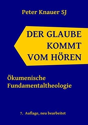 Der Glaube kommt vom Hören (German Edition) pdf epub