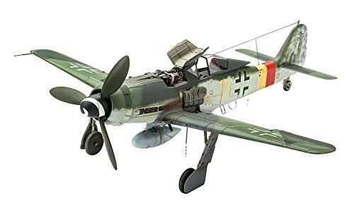 Revell Of Germany Focke Wulf Fw 190 D 9 Hobby Model Kit