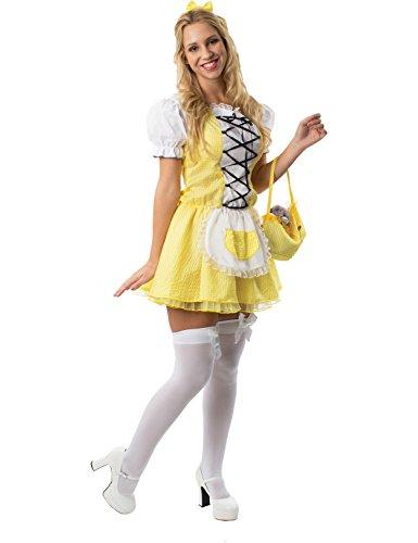 [Adult Goldilocks Halloween Costume] (Goldilocks Halloween Costumes)