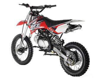 Amazon.com: 125cc Adults Dirt Bike with 4-Speed Manual ...