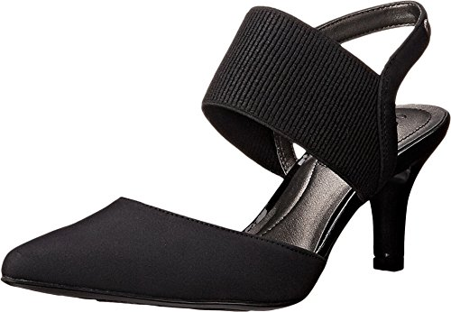 LifeStride Women's Solace, Black, 8.5 M US from LifeStride