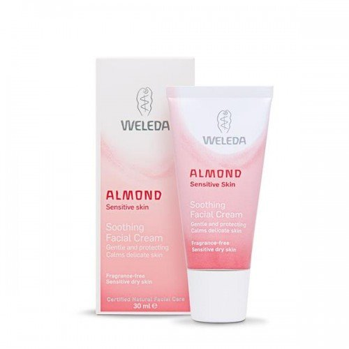 (Weleda: Almond Soothing Facial Cream, 1 oz)