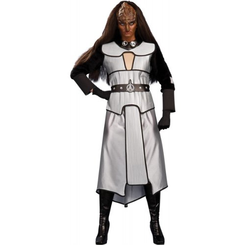 Deluxe Klingon Female Costume - Standard - Dress Size 14-16 (Klingon Female Costume)