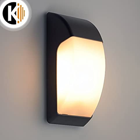 Lampe LED Applique murale plastique \