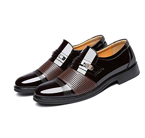 derby ensembles mariage professionnelles WSK de pieds brown Chaussures de homme Chaussures Chaussures en dentelle fête Chaussures qnqPtFwB0