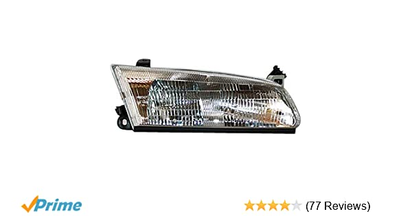 NEW RIGHT HEAD LIGHT ASSEMBLY FOR 1997-1999 TOYOTA CAMRY TO2503117