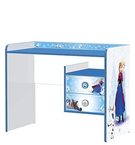 Stor - Mesa - Escritorio Charm para ninos | FROZEN | Disney - Dimensiones: 79,5 x 100 x 50 cm. - Varios Persona