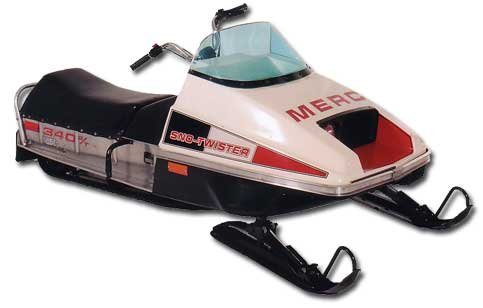 Mercury Master Snowmobile Service Repair Manual Package
