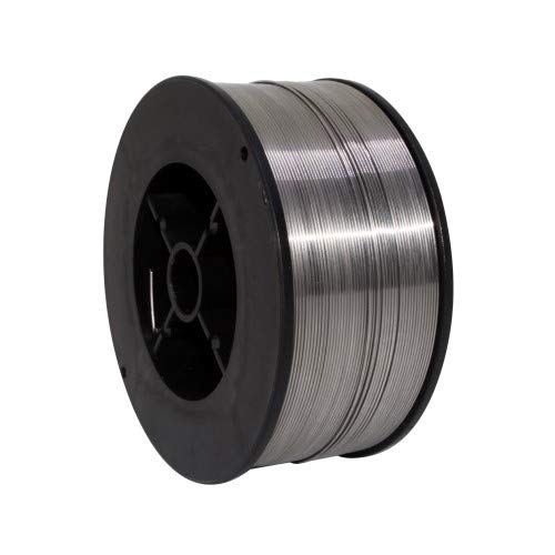 GASLESS MILD Steel MIG Welding Wire Reel Spool ROLL Flux CORED NO Gas 0.8mm 1KG Generic