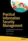 img - for Practical Information Security Management: A Complete Guide to Planning and Implementation book / textbook / text book