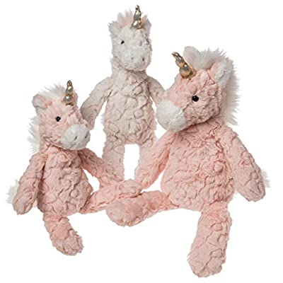 Mary Meyer Blush Putty Stuffed Animal Soft Toy, Unicorn, 13-Inches: Toys & Games