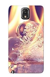 Galaxy Note 3 TNGaEmV6178rUFpo Melt Heart Tpu Silicone Gel Case Cover. Fits Galaxy Note 3