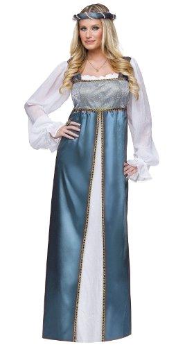 Lady Capulet Adult Costume Size (Wonder Woman Modest Costume)
