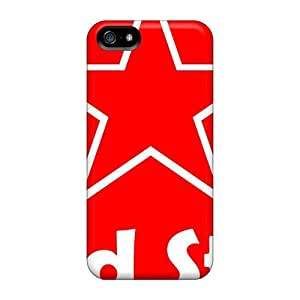 Fc Red Star CaseCase For Sam Sung Note 4 Cover / Hot Protection Case