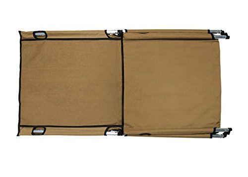 Go-Kot Regular Portable Folding Camping Cot, Coyote Brown by Go-Kot (Image #3)