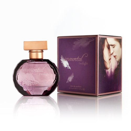 Immortal Twilight Perfume for Women - The Official Fragrance of The Twilight Saga, Floral and Feminine Scent - Everlasting and Never to Be Forgotten - 1.7 oz 50 ml from Twilight