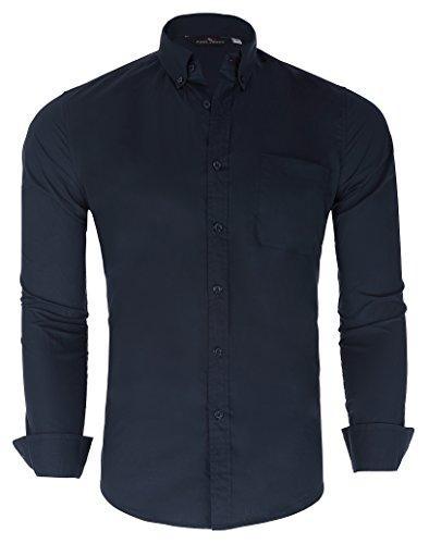 Men Comfortable Cotton Shirt - 7