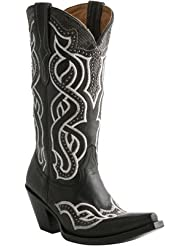 Lucchese Since 1883 Womens Caledonia S5 Toe Western Boot