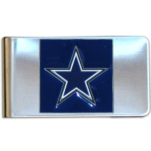NFL Dallas Cowboys Steel Money Clip - Dallas Cowboys Money Clip