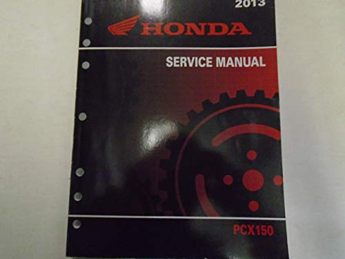 2013 HONDA PCX150 PCX 150 Service Shop Repair Manual Factory OEM Used Book ***