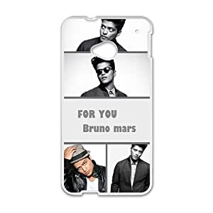 Bruno Mars Cell Phone Case for HTC One M7