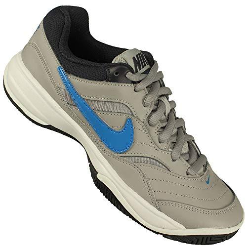 Tint Blue Da Uomo atmosphere 049 Grey Multicolore Fitness Nike photo Lite platinum Court Scarpe qwHt7v1