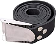 Innovative Scuba Concepts Freediving & Spearfishing Rubber Weight Belt with Stainless Steel Quick Release